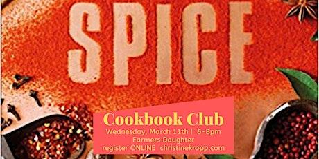 Fabulous Foodies ~ Cookbook Club tickets