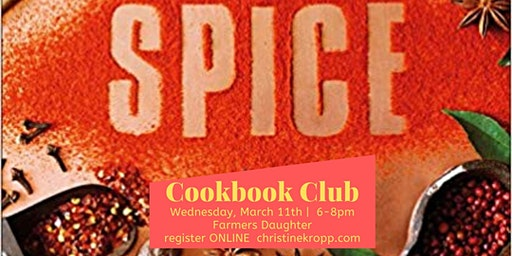 Fabulous Foodies ~ Cookbook Club