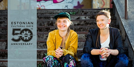 "Kadri Lind and Sirla ""Tartu as the capital of Estonian street art"" tickets"
