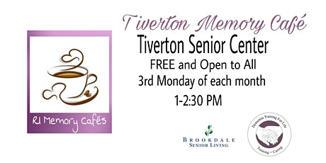Tiverton Memory Cafe tickets