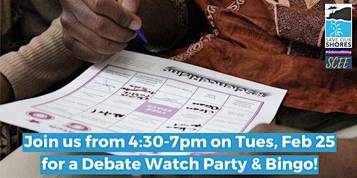 #ScienceRising Debate Watch Party