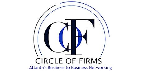 B2B Networking: Circle of Firms | April - Tax & Financial Appreciation tickets