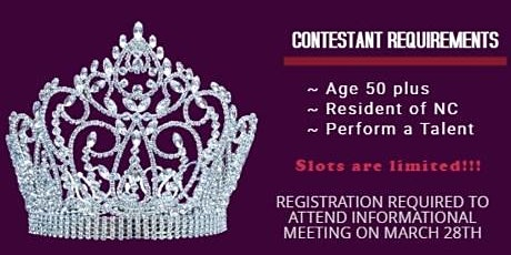 2020 Silver Crown Beauty Pageant tickets