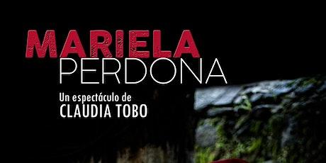 MARIELA PERDONA - Claudia Tobo entradas