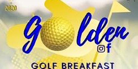 Golden Golf Breakfast 2020 tickets