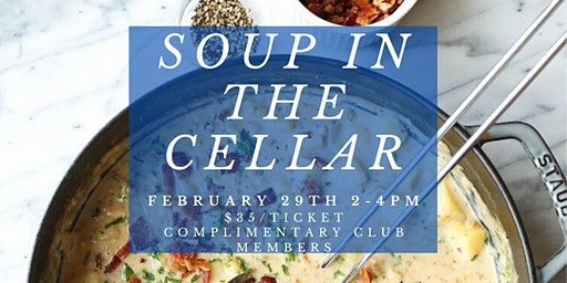 Soup in the Cellar