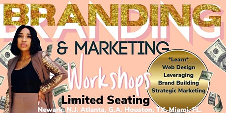 Branding and Marketing 101 Workshop tickets