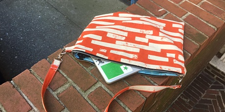Intro to Machine Sewing: Laptop Case tickets