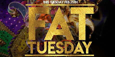 FAT TUESDAY at B51 tickets
