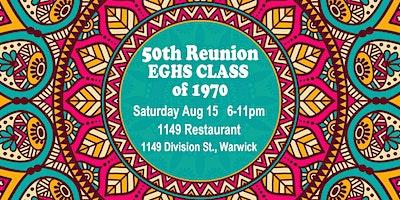 EGHS Class of 70 50th Reunion