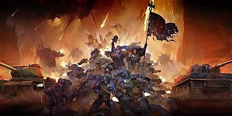 Warhammer 40K NZTC 2020 tickets