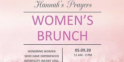Hannah's Prayers Women's Brunch