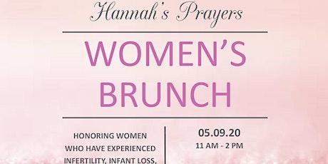 Hannah's Prayers Women's Brunch tickets