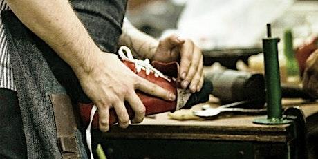 4-Day Intensive Shoemaking Workshop tickets