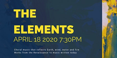 The Elements tickets
