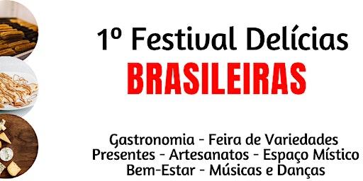 Festival Delícias Brasileiras