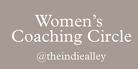 Women's Coaching Circle tickets