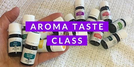 Aroma Taste Class tickets