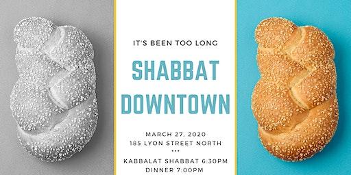 Shabbat Downtown