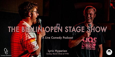 The Berlin Open Stage Show tickets