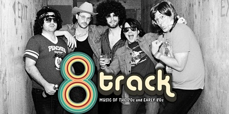8TRACK at the Whiskey Room Live tickets