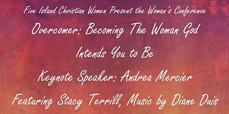 Overcomer: Becoming the Woman God Intends You To Be tickets