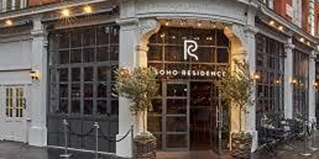 VIP Mayfair Mixer & Party @ Soho Residence Members' Club with Welcome Drink tickets