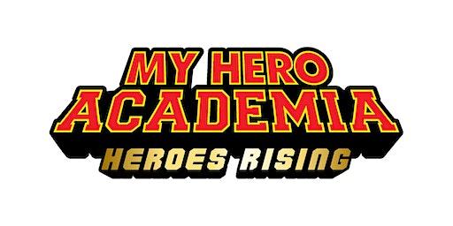 Anime Festival Sydney 2020 - MY HERO ACADEMIA: HEROES RISING VIP Subtitled Screening