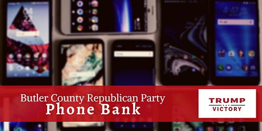 Phone Banks for Butler County GOP