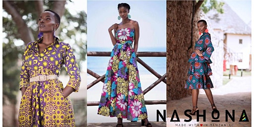 NASHONA African Print Pop Up Shop