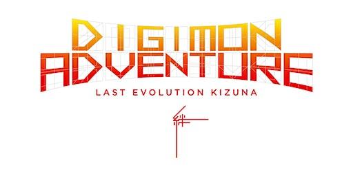 Anime Festival Sydney 2020 - DIGIMON ADVENTURE: LAST EVOLUTION KIZUNA VIP Subtitled Screening