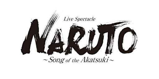 Anime Festival Sydney 2020 - NARUTO MUSICAL: SONG OF THE AKATSUKI VIP Subtitled Screening