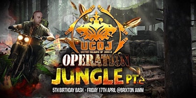 UCOJ 5th Birthday : Operation Jungle pt2
