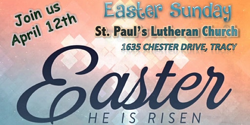 Easter Services, Egg Hunt & Pancake Breakfast