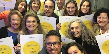 Certificado Internacional Advanced de la Felicidad entradas