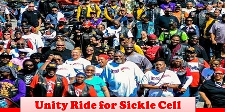 2020 Unity Ride for Sickle Cell tickets