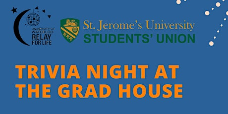 Upper Year Trivia Night at the Grad House! tickets