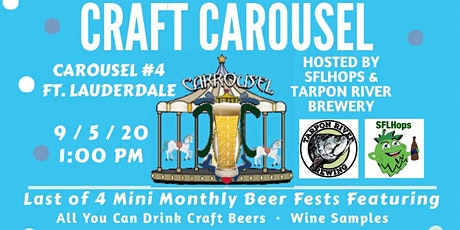 Craft Carousel Beer Festival #4 - FTL tickets