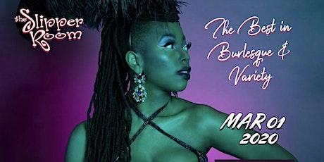 Slippery Sunday's Burlesque tickets