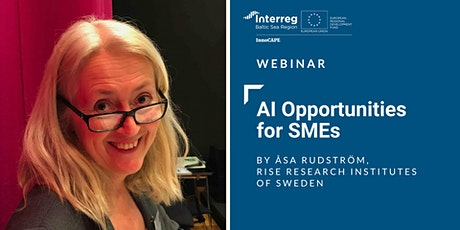 Webinar: AI Opportunities for SMEs tickets