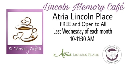 Lincoln Memory Cafe tickets