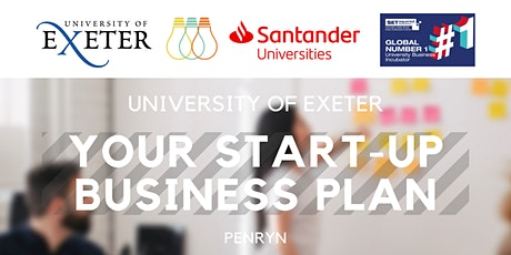 Your Start-up Business Plan tickets