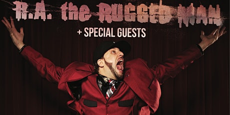 R.A The Rugged Man tickets
