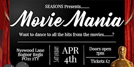 Movie Mania tickets