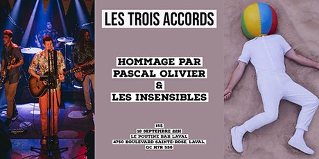 Hommage LES TROIS ACCORDS tickets