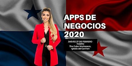 APPS DE NEGOCIOS 2020 tickets