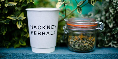 Tea Blending with Hackney Herbal tickets