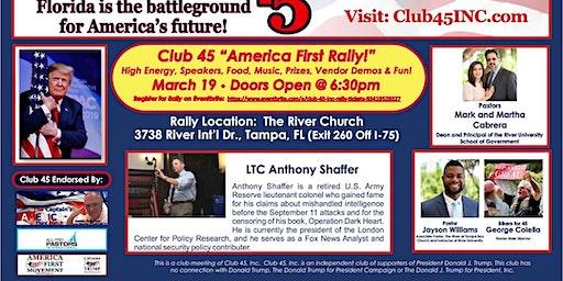 (Trump) Club 45 Inc, Rally