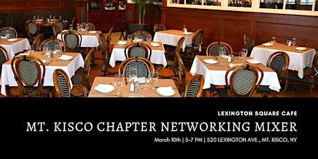 Mt Kisco Chapter  Mixer & Biz Networking tickets
