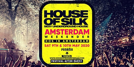 House of Silk - Amsterdam Weekender 2020 tickets